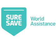 Sure save travel insurance Logo