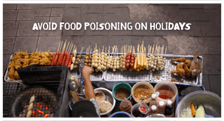 avoid food poisoning