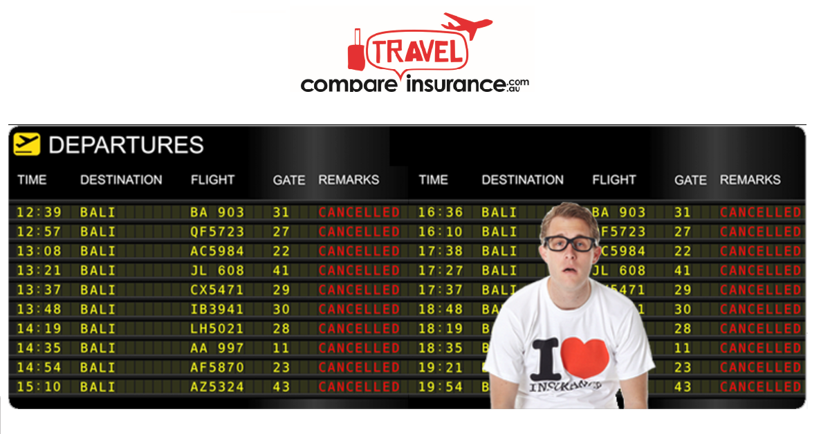 The truth about travel insurance and missed flights