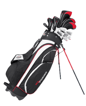 what can you take golf clubs